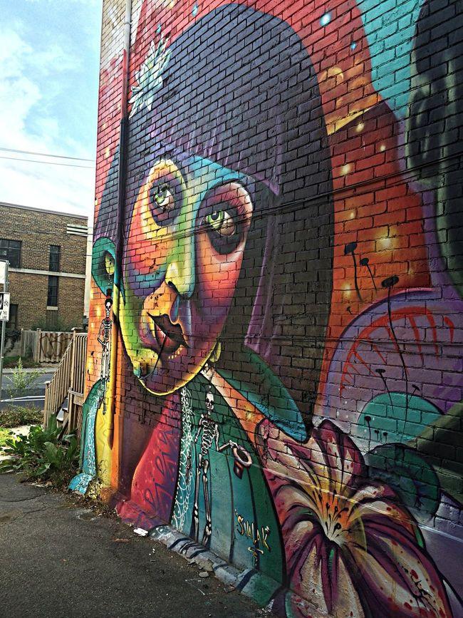 Streetart Graffiti Toronto