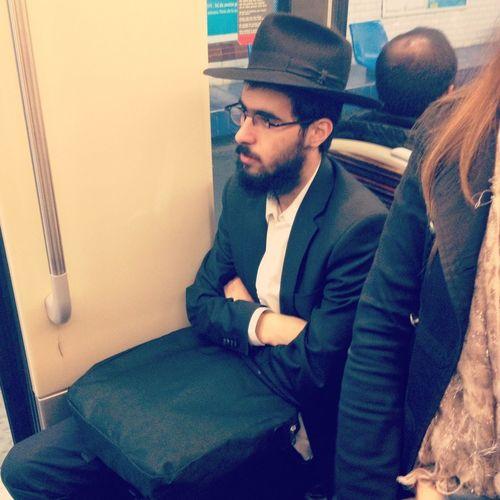 Taking A Subway Ride