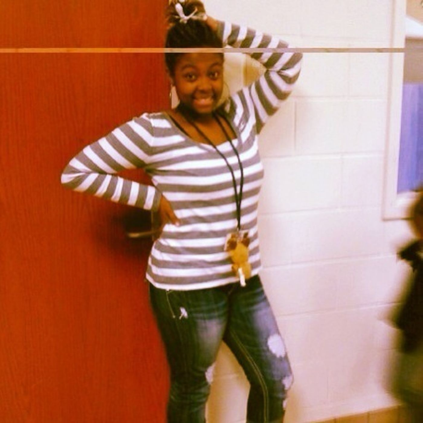 In Gym Yesterday