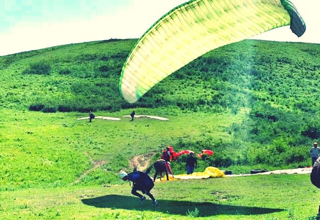 Paraplane Wonderful Godday Goodlife Sport