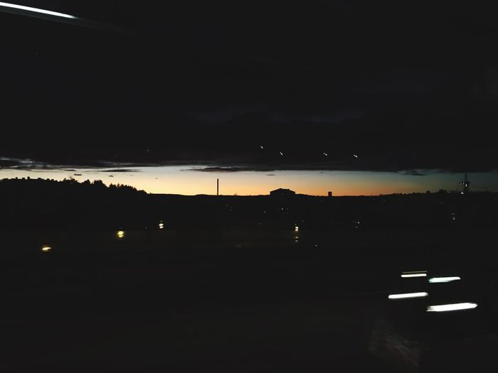 Night Illuminated No People Sky Nature Beauty In Nature Outdoors Scenics City
