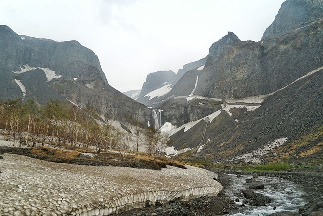 China Photos 백두산 백두산폭포 Changbaishan Nature Waterfall Falls Snow Covered Snow Melting Travel Landscape Landscape #Nature #photography Getting Inspired Hot Spring Water Taking Photos Changbai Mountain, China Landscape_Collection Flowing Stream Streamzoofamily
