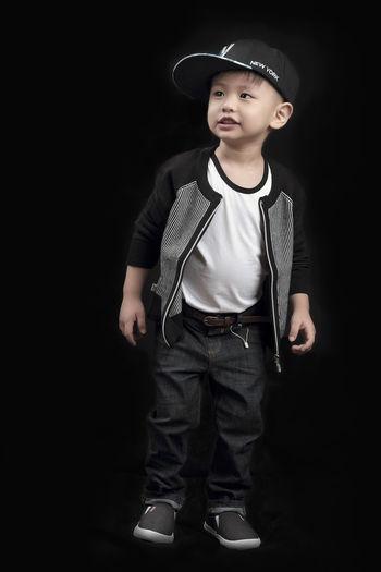 Child Studio Shot Cute