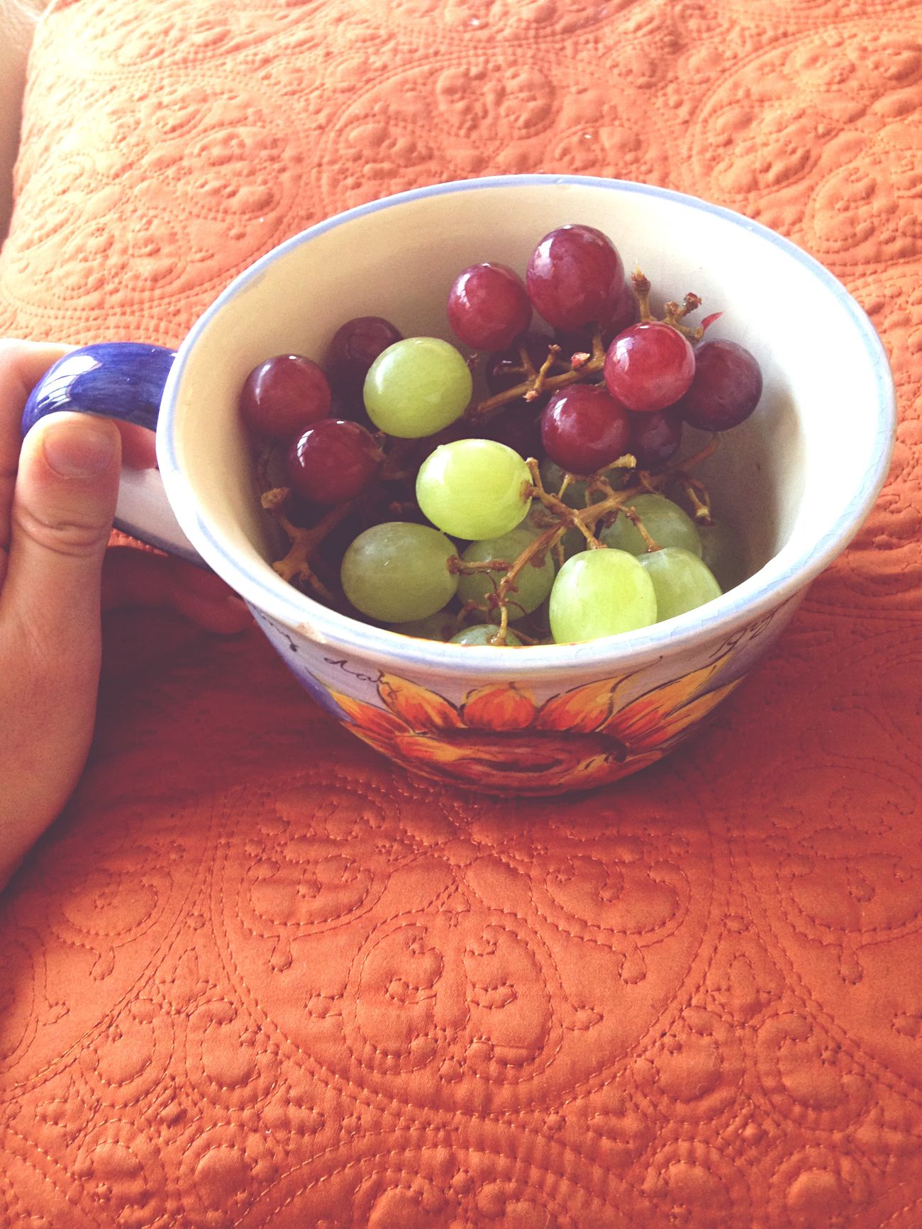 Grapes Yum Food