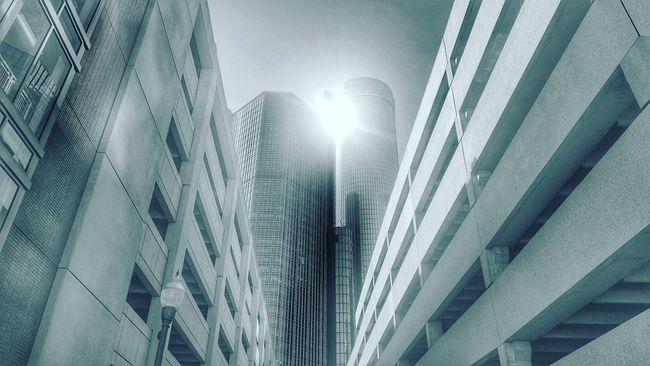 Jjthirdphotography Detroit GM Rencen Myfavoritesubject