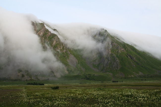 Fog Landscape Mountain Nature Outdoors Physical Geography Power In Nature Scenics Tranquil Scene