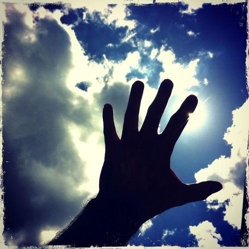 Touch the Sky #clouds