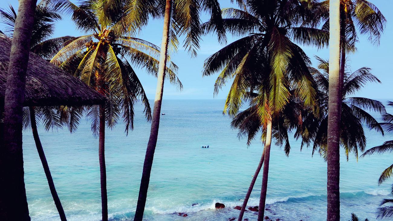 Beach Summer Sabangisland Holiday