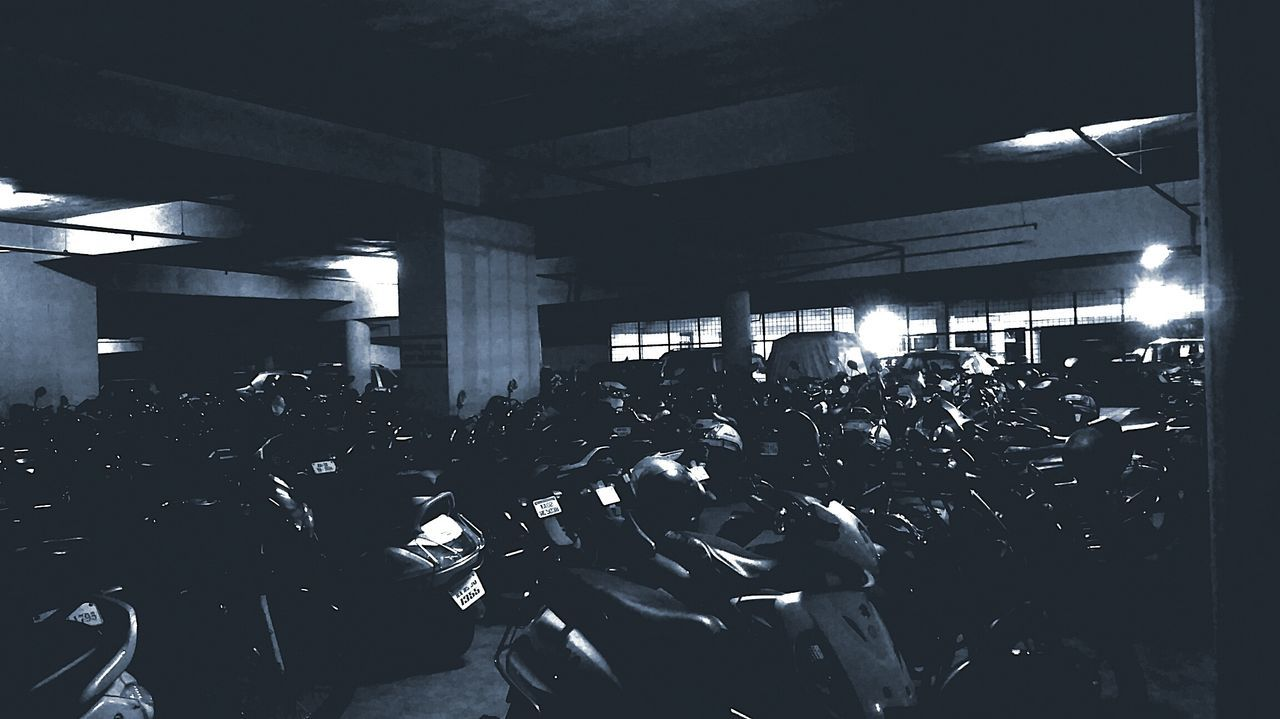 Bangalore Bus Station Bike Parking, too full to even walk through... The Great Outdoors - 2016 EyeEm Awards The Photojournalist - 2016 EyeEm Awards The Human Condition The Places I've Been Today Check This Out Poor Conditions Low Maintenance Parking Lot Unorganized Parking Area Cities At Night Bus Station Eyeem Market EyeEm Gallery EyeEm Best Edits Governance Taking Photos The Essence Of Summer Darkness And Light Blackandwhite Retouch StillLife Motorcycles TwoWheelers Changeyourperspective