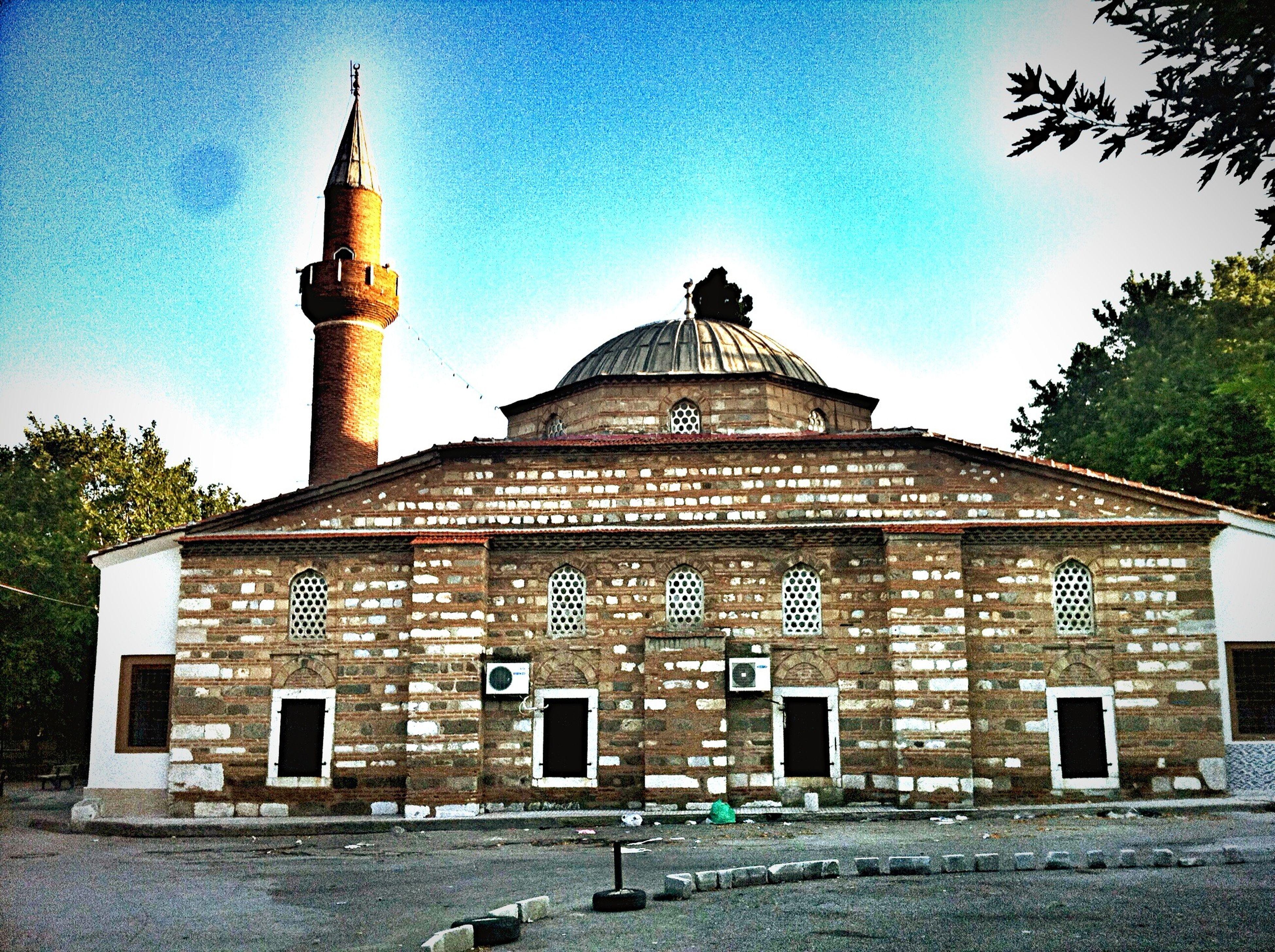Akhisar Paşa camii Akhisar