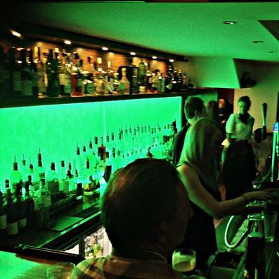 Drinks at Soho Bar and Eatery by Golfy Ball