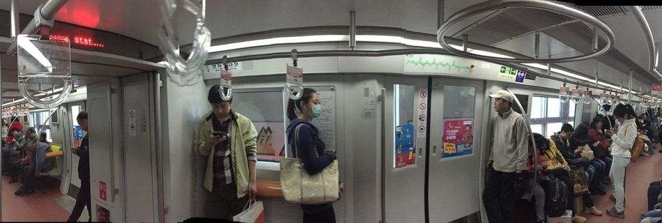 Subway InBeijing Enjoying Life Taking Photos Hello World EyeEm EyeEm Best Shots