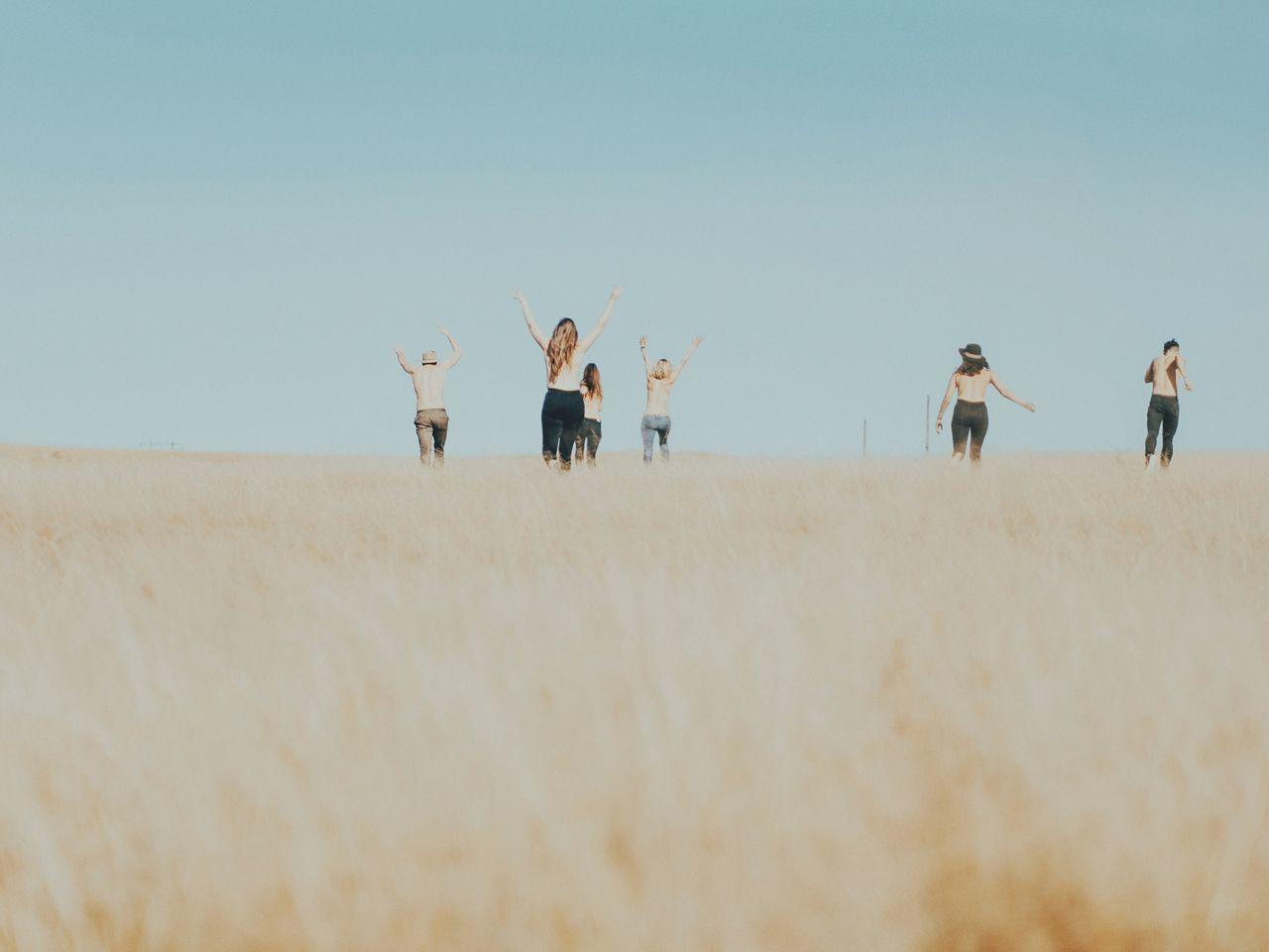 Beautiful stock photos of sydney, Beauty In Nature, Bonding, Day, Enjoying