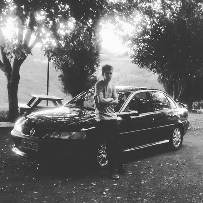 Car Chevy Vectra