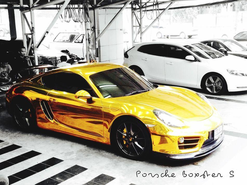 Porsche Porsche Boxster Supercar