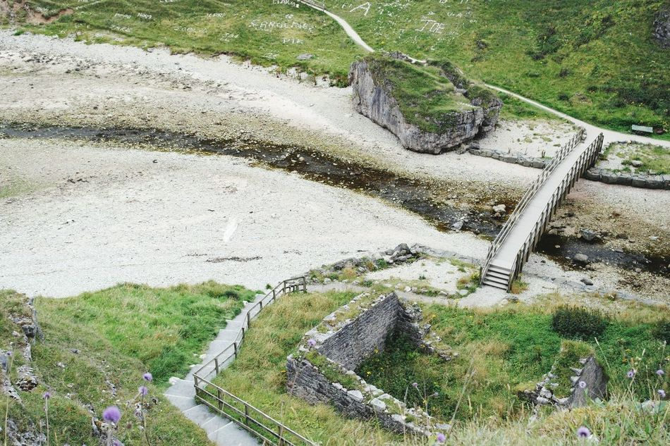 Empty places ! High Angle View Landscape Smoocaves Coastline Beauty Scotland Is Incredible Scenics Love Scotland. Tranquility Camping Nc500 Beauty In Nature Scotland Nature Happy Travel Durness Sand Scotland Highlands History Seacaves