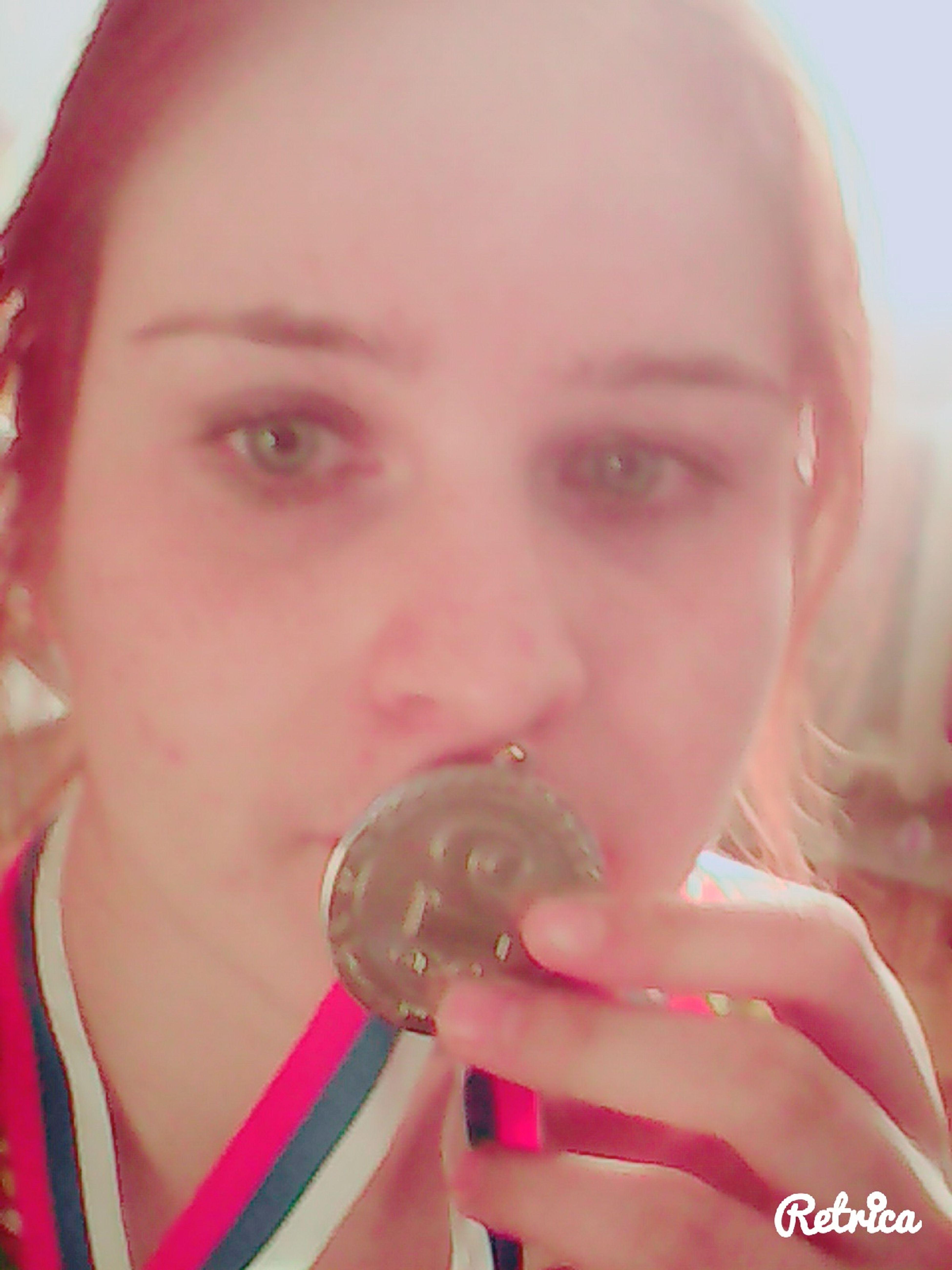 медалька первая в жизни Я счастлива Усолье-Сибирское