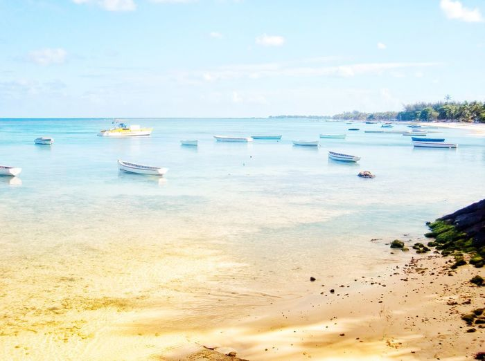 Landscape Landscape_Collection Beach Sea Water Sand Sky Horizon Over Water Scenics Beauty In Nature Day Nature Tranquil Scene Blue Colour Your Horizn