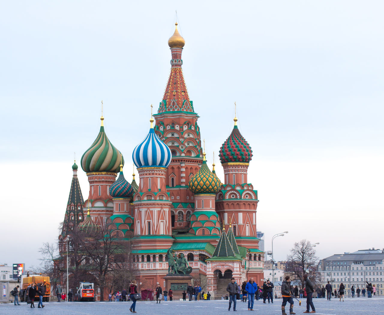 Beautiful stock photos of moscow, architecture, building exterior, built structure, spire