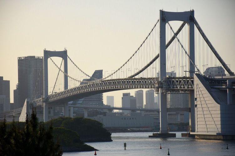 The Architect - 2016 EyeEm Awards Bridge Odaiba Odaibacity Japan Japan Photography EyeEmJapan Ultimate Japan