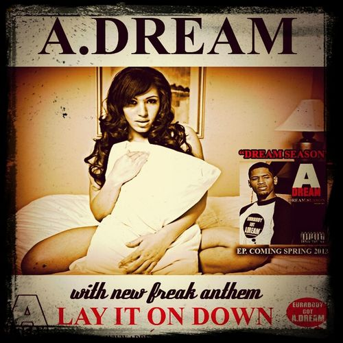 This My New Freaks Anthem Check It Out Now At Reverbnation.com/adream