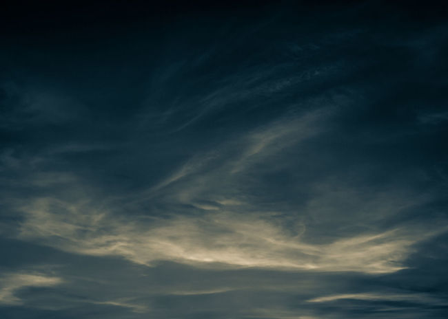 Moody sky Backgrounds Beauty In Nature Blue Cloud Cloud - Sky Cloudscape Cloudy Day Full Frame Idyllic Low Angle View Majestic Moody Moody Sky Nature No People Outdoors Overcast Sadness Scenics Sky Sky Only Sorrow May Be Right Now, But Joy Comes In The Morning!  Tranquil Scene Weather