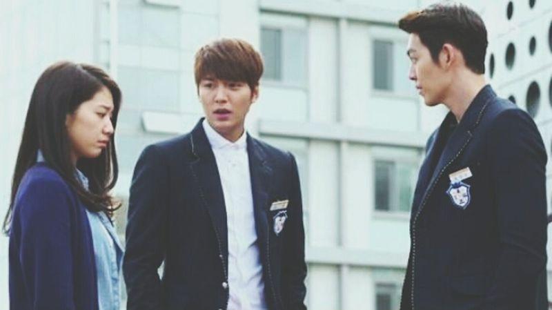 ohhhhh god I cant choose! !!!! The Heirs K-drama Lee Min Ho Kim Tan