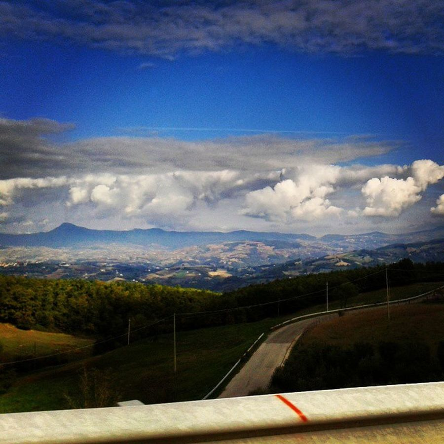 Valle Viaggiando Montagne Traveling Going To Napoli Montain  A16 Eyemnaturelover Beautiful Nature Sky And Clouds