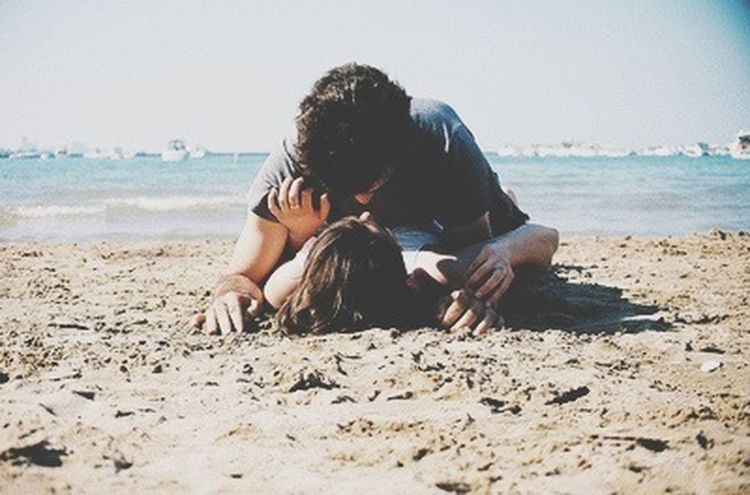 Missing My Baby  Beach Kisses Love