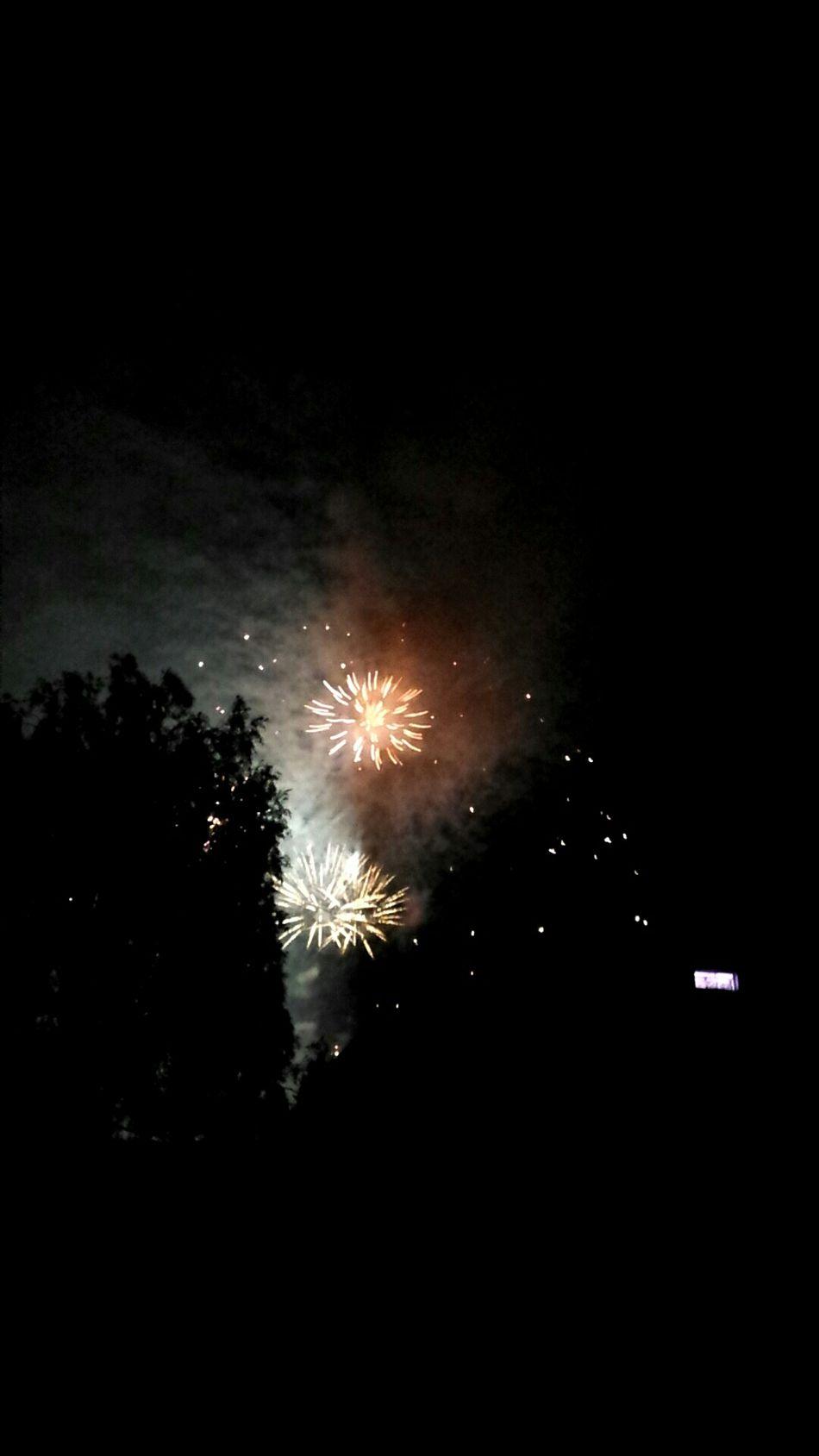 1er août! Skyonfire Fireworks Myvillage Streetphotography Fetenationalesuisse Feuxdartifice Smog