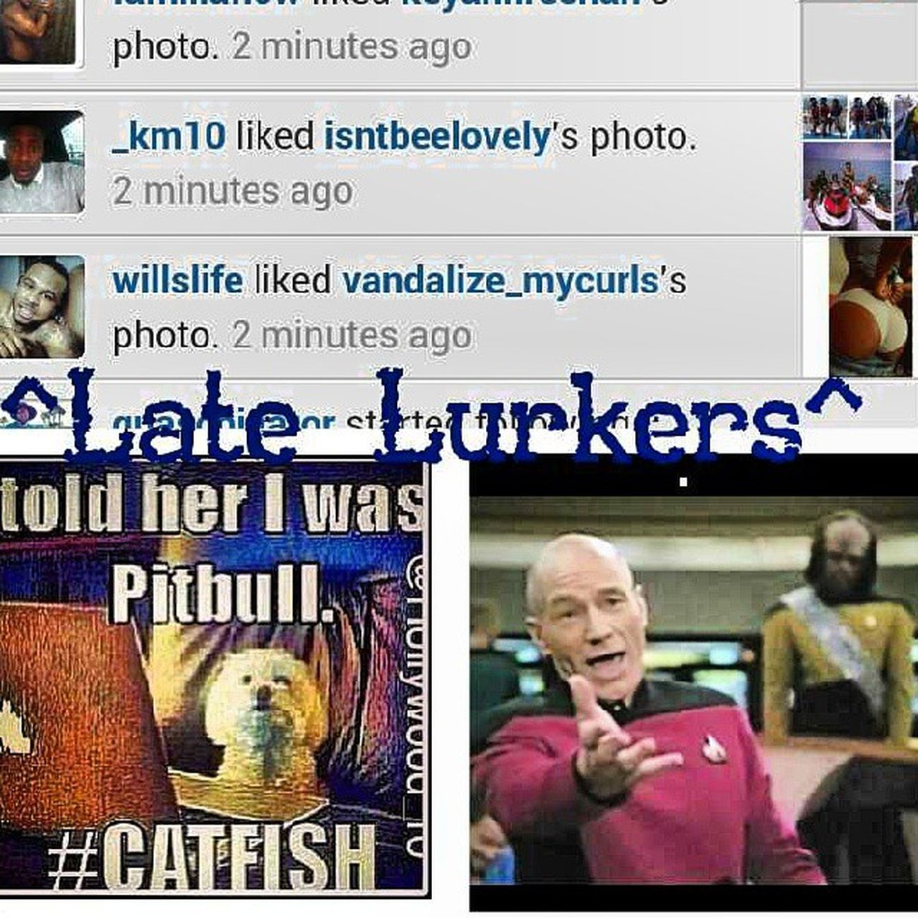 These kids ain't watching Catfish LMAO Dead EatingAss ImCrying StillMyDogTho Convicted TheThirstIsReal Zepherhills AquaFina @_mosttalkedabout @breezy_stfu @rico_steele