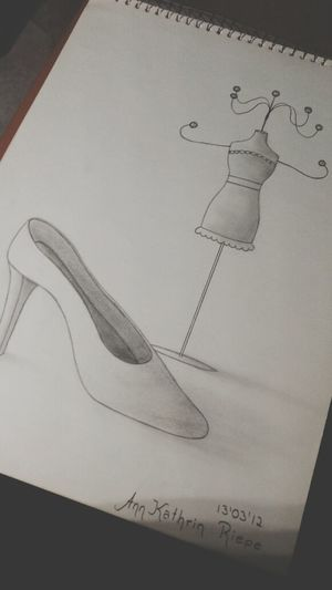 Drawing Art Fashion Outfit