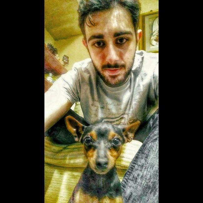 Selfie Luna Dog Dogsofinstagram Dogs Animal Animals Naturelovers Nature Me Selfiewithdog Spring