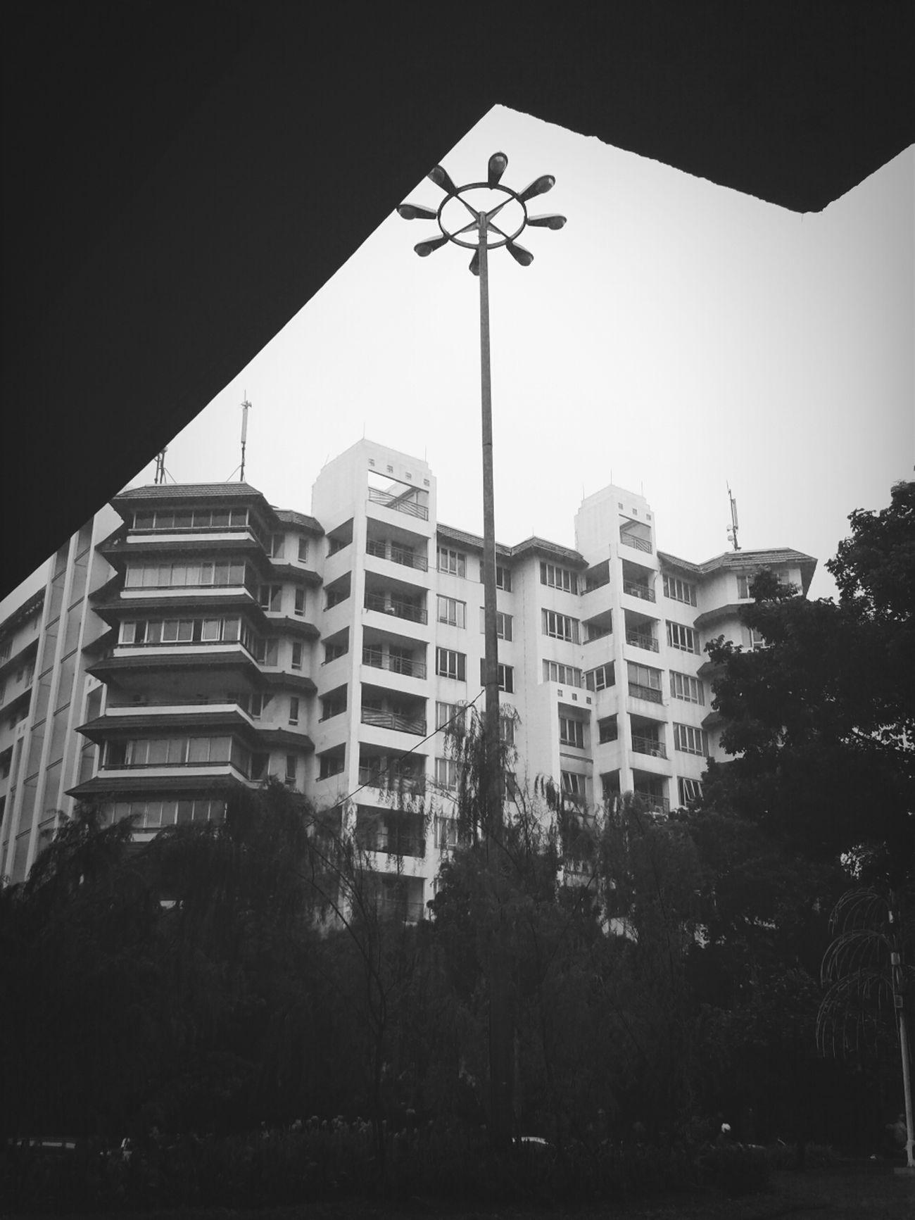 Blackandwhite Architecture Apartment