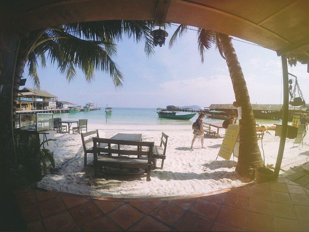 Kohrong Cambodia ASIA Wanderlust Travel Travel Photography Island Islandlife Beach Sihanoukville Banana Trail Gapyear 2015  First Eyeem Photo