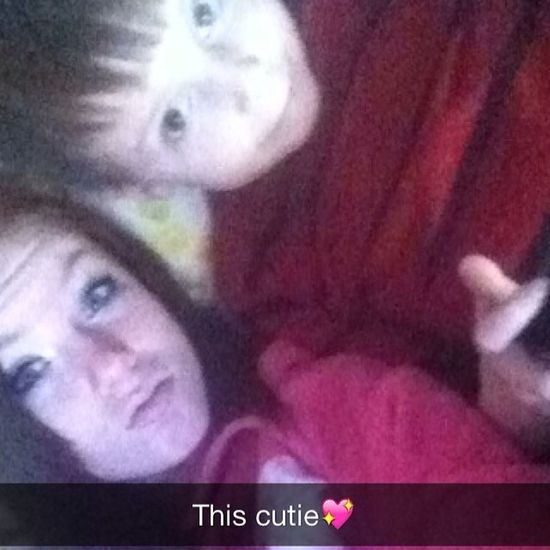 Brother and sisterly love? Cutie Broter Sister TYE love mylilboo