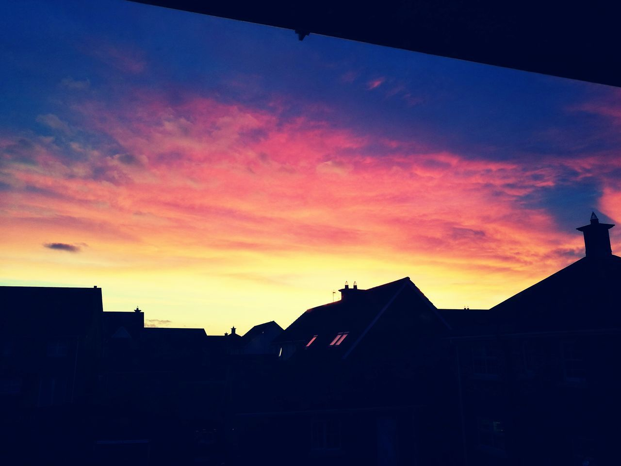 Beautiful morning Cloud - Sky No People Sunrise sunset Colours Of The Sky Sky Mother Nature Is Amazing