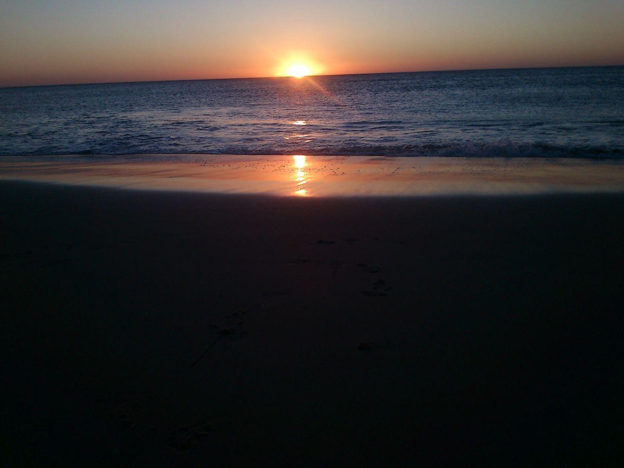 Sunset Sunsetonthebeach Australia EyeEmNewHere