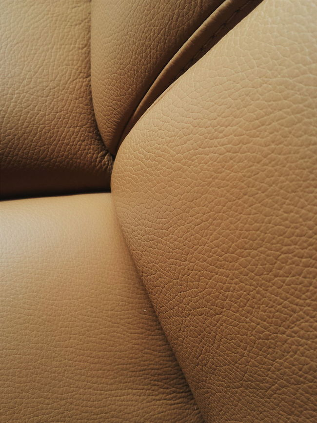 what you see is what you get Abstract Backgrounds Brown Brown Leather Close-up Forms Full Frame Indoors  Leather Minimal Minimalism No People Seat Shaped Shapes Shapes And Forms Wysiwyg