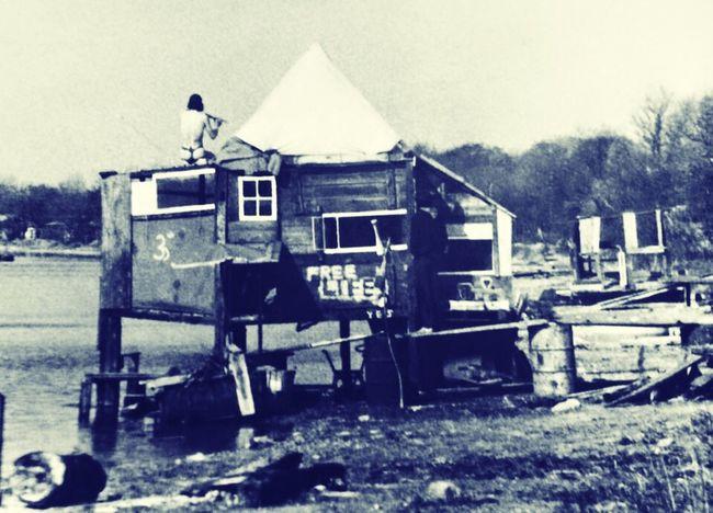 Hippie 1979 Freetown Christiania Christiania