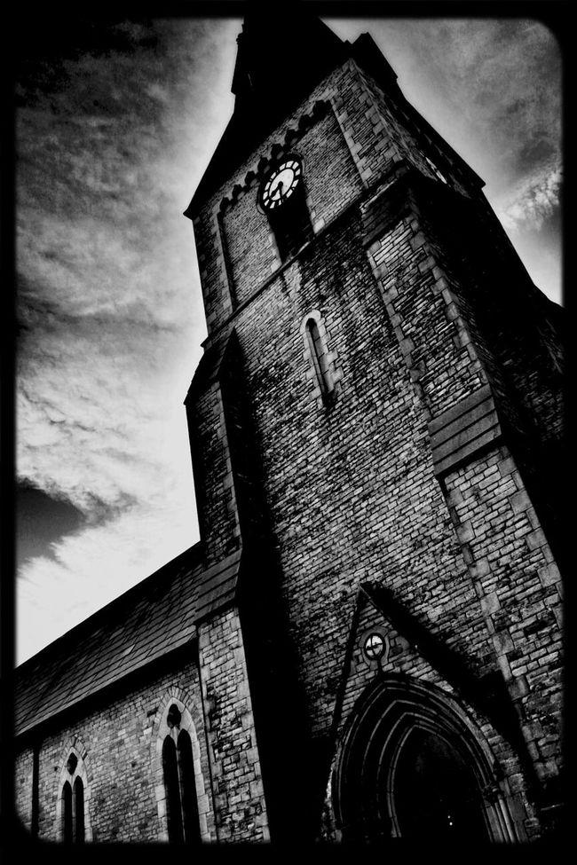 Blackandwhite Church Bw_collection NEM Black&white