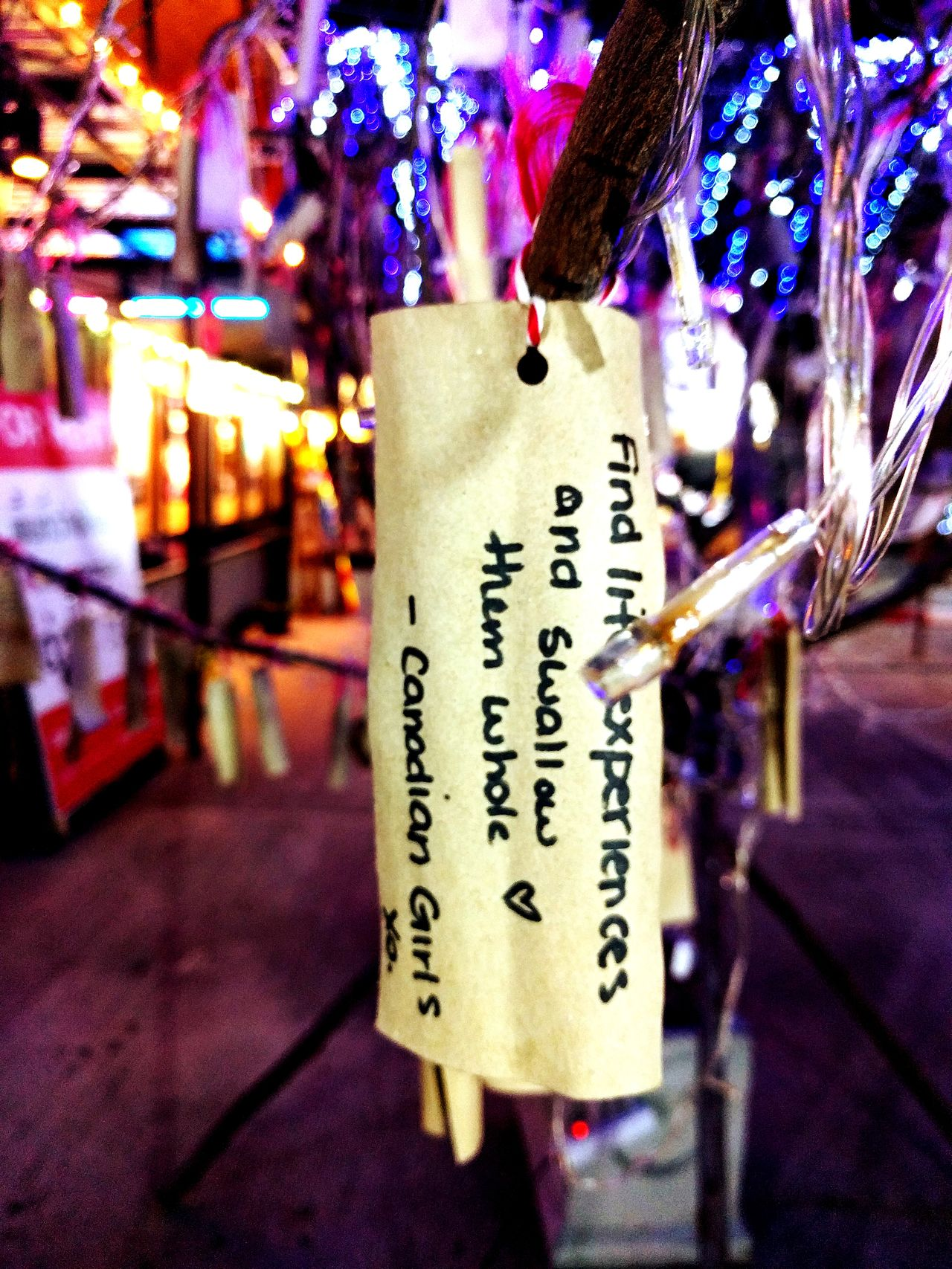 Wish tree Illuminated Night Celebration No People Close-up Outdoors City Chiang Mai | Thailand Chiang Mai Night Barzza Night Market Night Market In Thailand Thailand Wish Tree Wish Tree ASIA Asean Aseantravel Travel Destinations