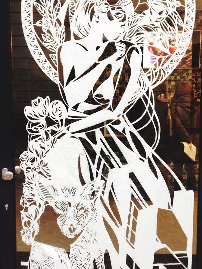 Streetart Institut Culturel Bernard Magrez Bordeaux Art