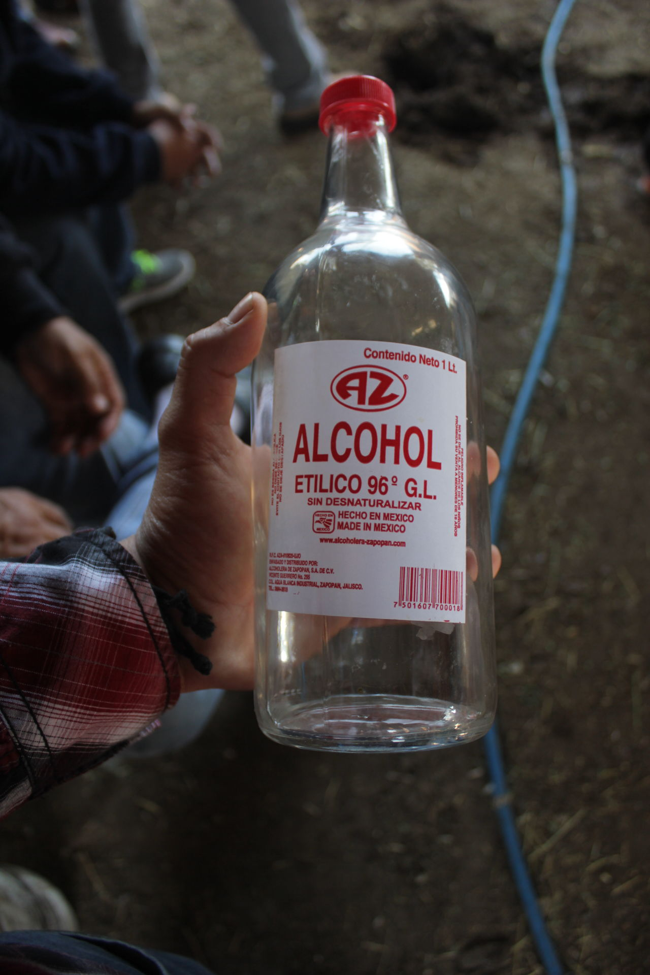 Alcohol Drink Farm Life Hecho En México In The A.M. Men PAJARETES Rain