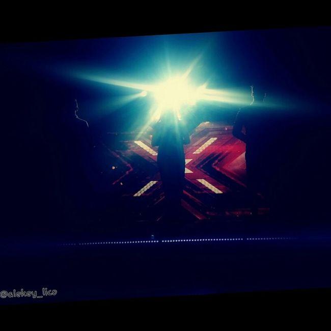 Silouette X Factor Judges Enjoying Life Great Performance Tv Picoftheday
