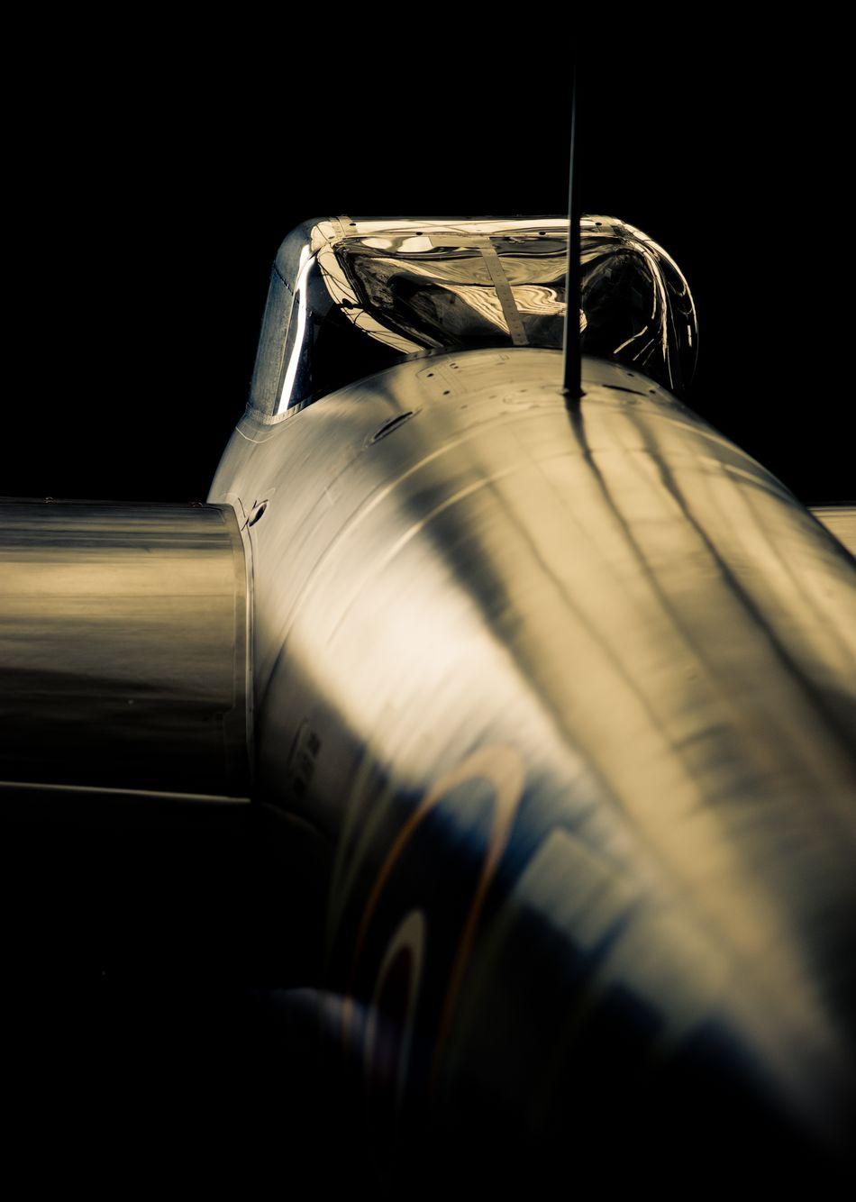 De Havilland Mosquito Warbird Warbird Restoration Hangar Mosquito World War 2 British Aircraft Plane Cockpit Fuselage