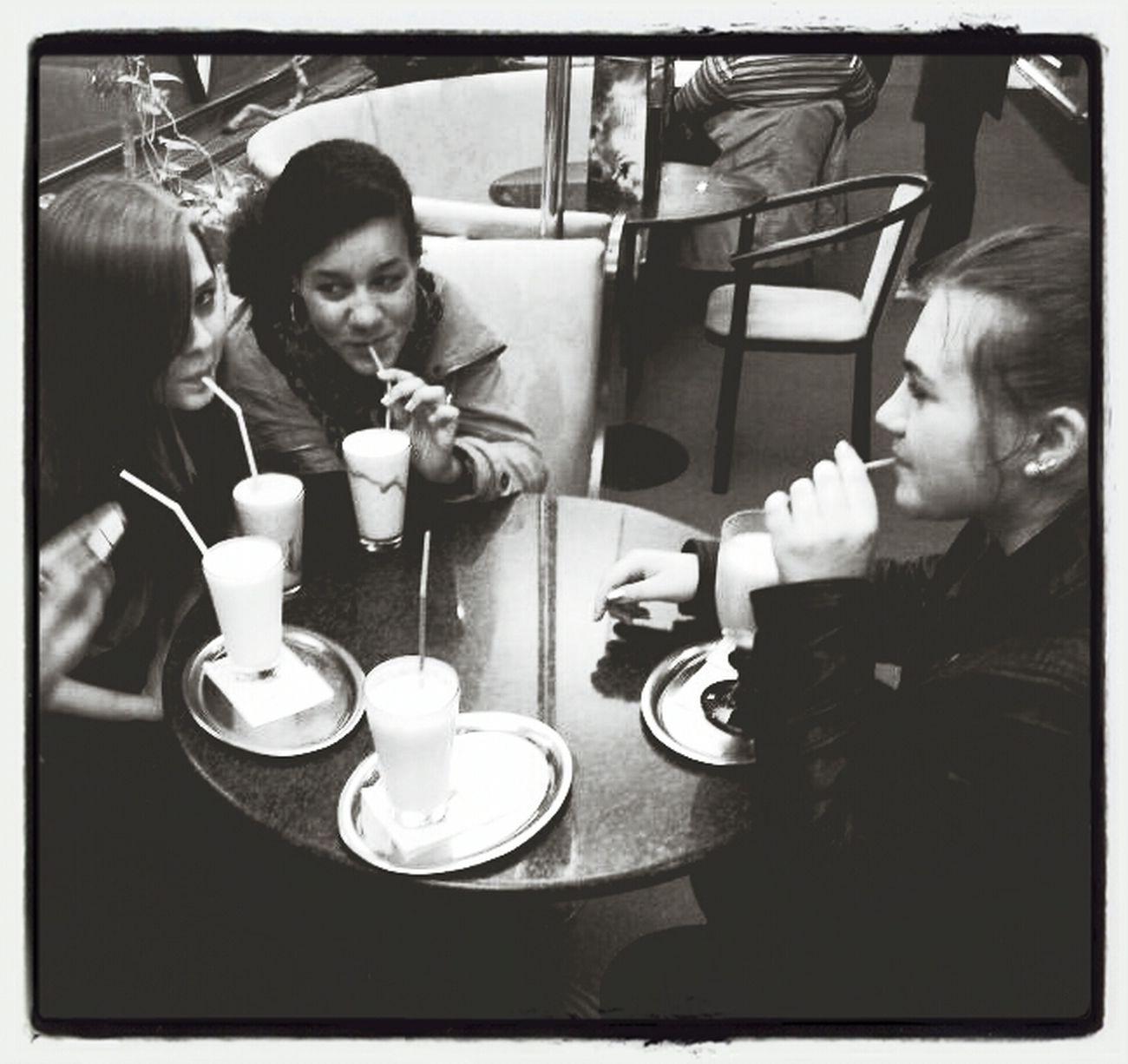Eiscaffee Spaß