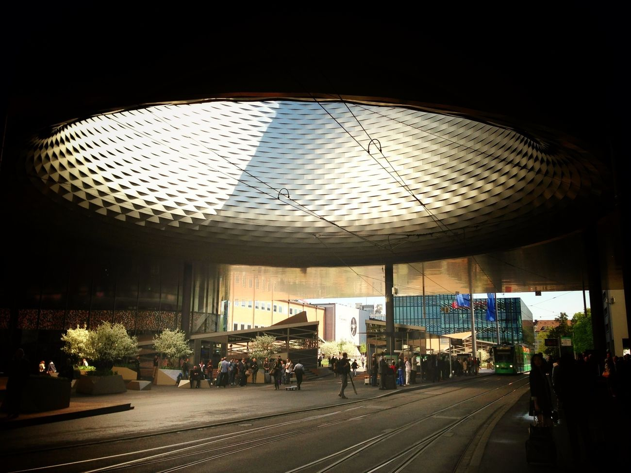 GetYourGuide Cityscapes Urban ic City 2.0 - The Future Of The City UFO
