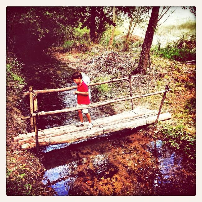 Puente de San Juan Hipstamatic IPhoneography Vscocam Nature