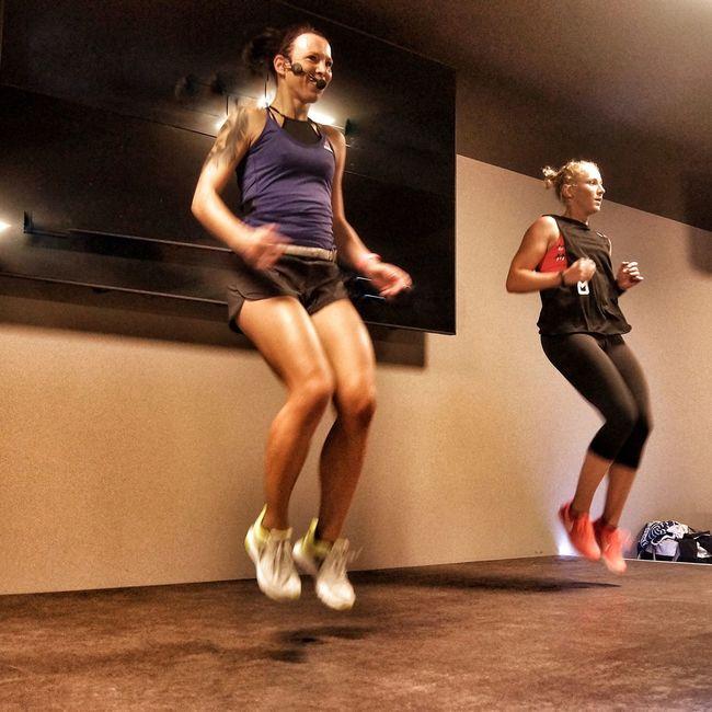 Lifestyles Sport Sports Clothing Reebok Lesmills Gym Gritseries Bodyattack